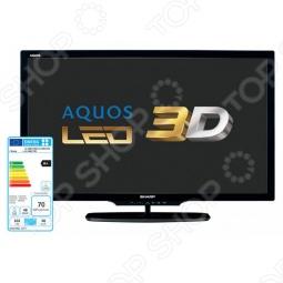 фото Телевизор Sharp Lc40Le730Runet, ЖК-телевизоры и панели