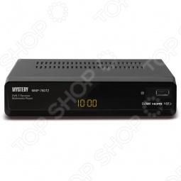 фото ТВ-тюнер с функциями мультимедийного проигрывателя Mystery Mmp-76Dt2, купить, цена