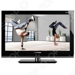 фото Телевизор Hyundai H-Led24V16, ЖК-телевизоры и панели