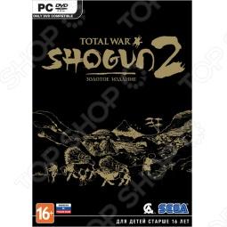 фото Игра для pc Sega Total War: Shogun 2. Золотое Издание С Кодом Загрузки (Rus), Игры для PC
