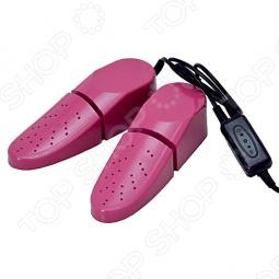 фото Сушилка для обуви антибактериальная с озоном, Электрические сушилки для одежды и обуви