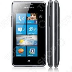 фото Смартфон Samsung S7530 Omnia M, Смартфоны