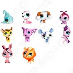 Набор игровой для девочек Littlest Pet Shop Талантливые зверюшки. В ассортименте