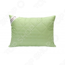 фото Подушка из эвкалипта стеганная Домашний уют. Размер: 68х68, Классические подушки