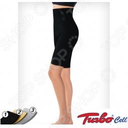фото Шорты антицеллюлитные Turbocell Ciclista, Антицеллюлитное белье