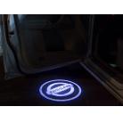 Купить Светодиодные проекторы логотипа автомобиля Courtesy door light Nissan