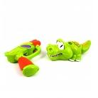 Купить Интерактивная игрушка Silverlit Крокодил со световым пистолетом