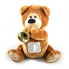Купить Мягкая игрушка интерактивная «Медвежонок с таймером»