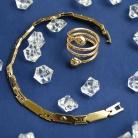 Купить Браслет магнитный Рапира и кольцо