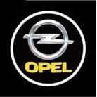 Купить Светодиодные проекторы логотипа автомобиля Opel GS-001