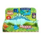 Купить Игрушка интерактивная Поезд Динозавров «Стегозавр Морис»