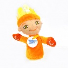 Купить Кукла мягкая пальчиковая Sochi 2014 «Талисман Олимпиады». В ассортименте