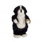 Купить Игрушка интерактивная Party animals «Черная собака Спайк»