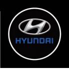 Купить Светодиодные проекторы Courtesy door ligh логотипа автомобиля Hyundai