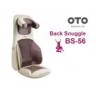 Купить Массажная накидка OTO Back Snuggle BS-56