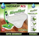 Купить Салфетки из микрофибры для швабры H2O Mop X5