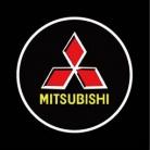 Купить Светодиодные проекторы логотипа автомобиля Mitsubishi