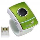 Купить Мышь Genius Ring Presenter Green Wireless