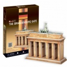Настольная игра Бранденбургские ворота (Берлин) Пазл 3D