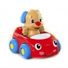Купить Интерактивная игрушка Fisher Price «Ученый щенок с машинкой»