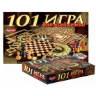 Настольная игра 101 игра для всей семьи