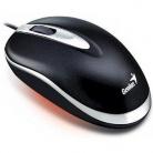 Купить Мышь Genius Mini Traveler Black USB