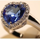 Купить Кольцо «Сердце Океана»
