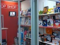 расположение магазина TOP-SHOP, город Воркута