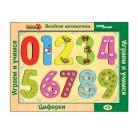 Настольная игра Веселая математика. Циферки