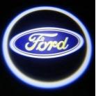 Купить Универсальные подсветки логотипа автомобиля Ford