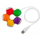 Купить USB-концентратор ХАБ PC Pet Flower