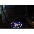 Купить Светодиодные проекторы логотипа автомобиля Courtesy door light Mitsubishi