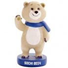 Купить Фигурка Талисман «Белый Мишка» «Sochi 2014»