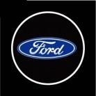 Купить Светодиодные проекторы логотипа автомобиля Ford