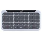 Купить Клавиатура Genius Mini LuxePad White-Grey Bluetooth