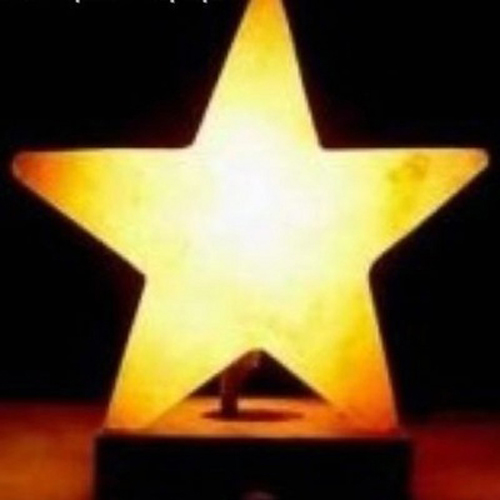 Лампа солевая ZENET Звезда