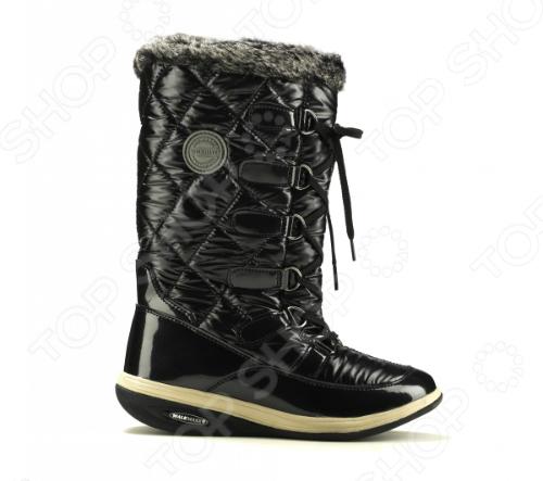 Сапоги зимние Walkmaxx Snow Boots. Цвет: черный 4