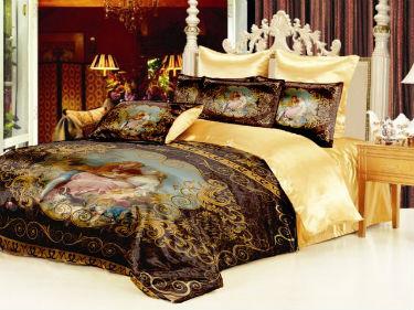 Комплект постельного белья «Аморе» 2