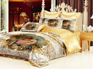 Комплект постельного белья «Аморе» 1