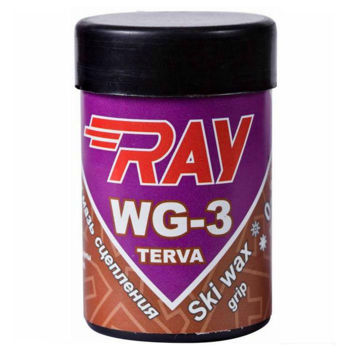 Мазь лыжная простая RAY WG-3