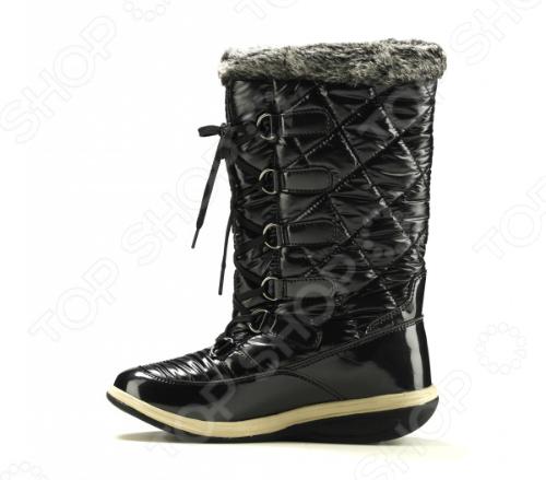 Сапоги зимние Walkmaxx Snow Boots. Цвет: черный 5