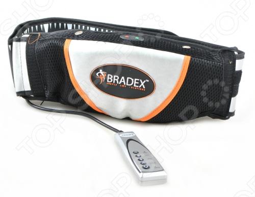 фото Пояс массажный с разогревающим эффектом Bradex «Совершенный силуэт», Массажные пояса