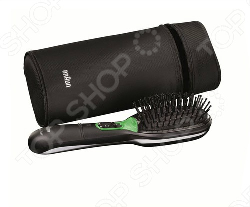 Расческа Braun Satin Hair 7 с косметичкой