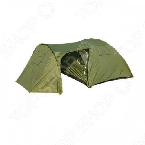 фото Палатка BOYSCOUT двухслойная с тамбуром, купить, цена