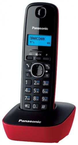 фото Радиотелефон Panasonic KX-TG1611, Стационарные телефоны