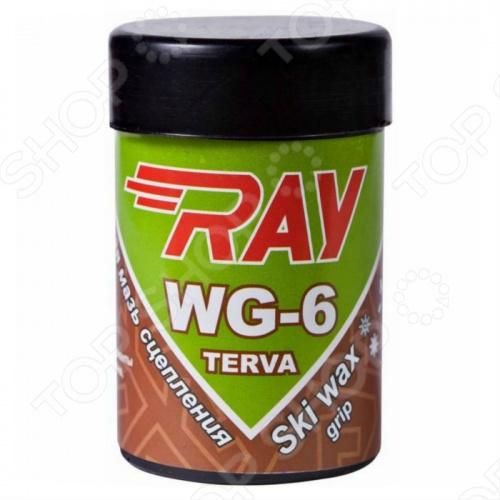 Мазь лыжная простая RAY WG-6 1