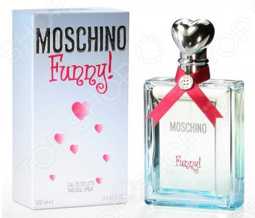 Туалетная вода для женщин Moschino Funny