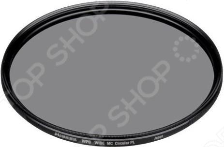 фото Фильтр поляризационный HAKUBA WPC Wide MC Circular PL, Другие аксессуары для фото и видео