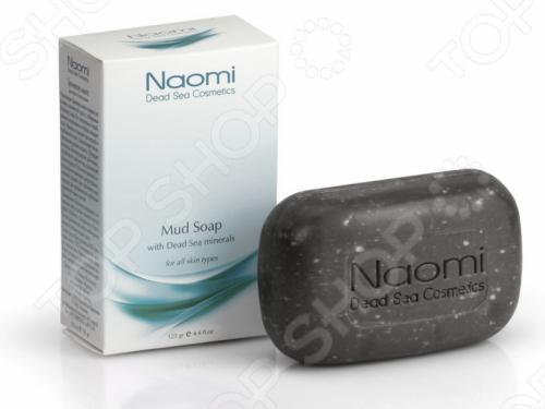 Мыло грязевое Наоми с минералами Мертвого моря (Naomi)
