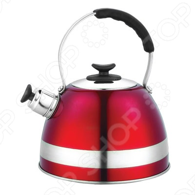 Чайник со свистком Bohmann BH-9996. В ассортименте